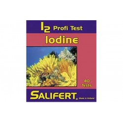 Salifert test Iode