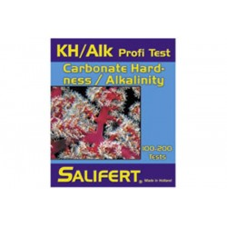 Salifert test KH / Alcalinite