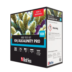RED SEA KH Pro Test Kit  75...