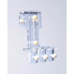 Support pour 3 électrodes