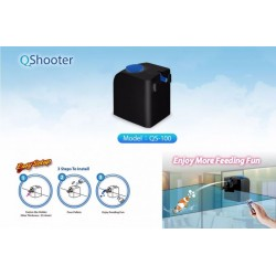 QShooter Fish-Feeder