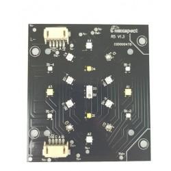 MAXSPECT RSX pad led