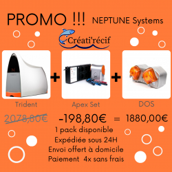 PACK Neptune systems...